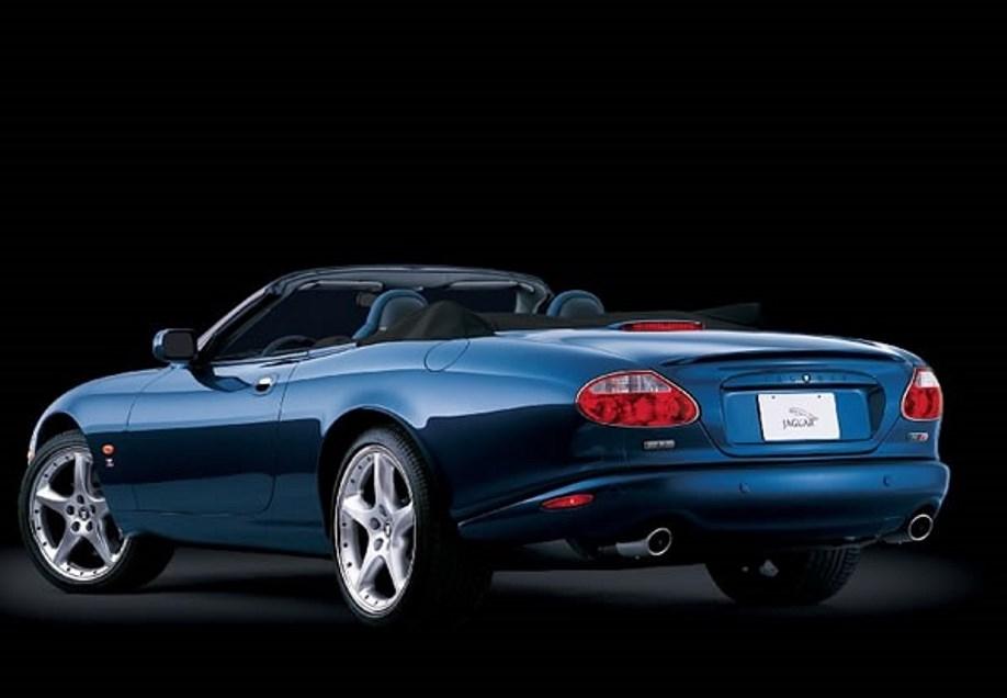 Jaguar-Hilfe XK8 - X100